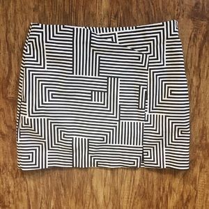 Kate Spade Lined Mini Skirt Size 8